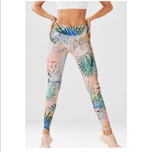 Fabletics | Marbella palm print leggings